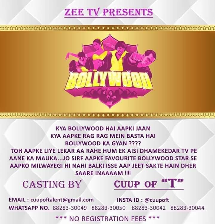 Zee TV Presents Bollywood