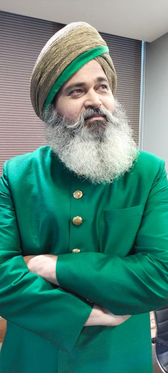 Rajesh Dubeay in Sasuraal Simar Ka 2