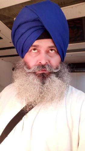 Rajesh Dubeay as Granthi Saheb