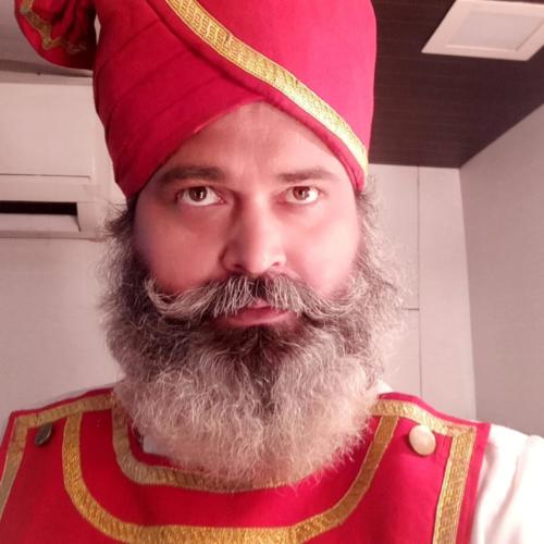 Rajesh DUbeay as King