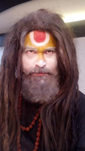 Rajesh Dubeay as Aghori