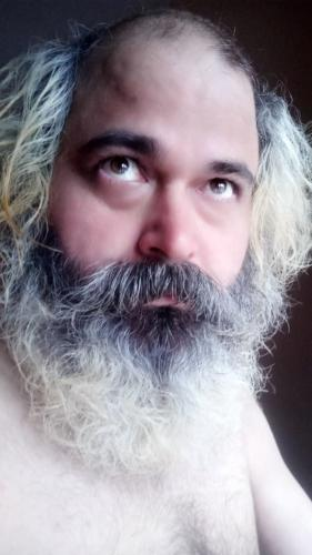 Rajesh Dubeay as Osho