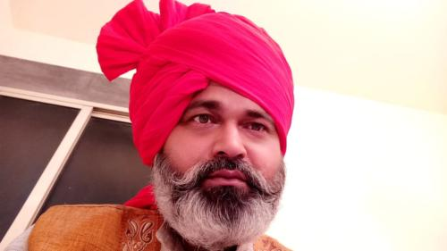 Rajesh Dubeay as Sarpanch