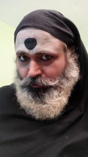 Rajesh Dubeay as Tantrik