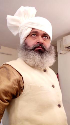 Rajesh Dubeay in Bado Bahu