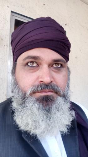 Rajesh Dubeay in Maulana