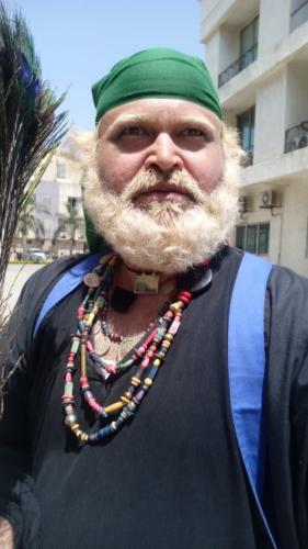 Rajesh Dubeay in Shakti