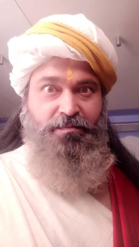 Rajesh Dubeay in Vikram Betal